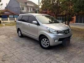Toyota New Avanza 1.3 G AT 2013Silver Metalik