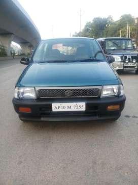 Maruti Suzuki Zen LX BS-III, 1999, Petrol