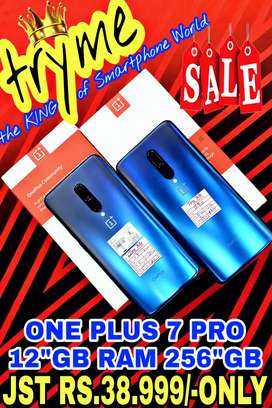 TRYME 12Gb RAM/256Gb 7 PRO ONEPLUS Ful Kit Box