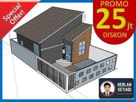 READYSTOCK BIGDEAL Rumah Baru Arcamanik 3 Cisaranten Antapani Padasuka