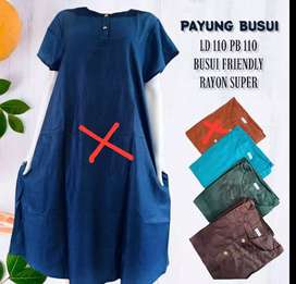 Daster Payung rayon