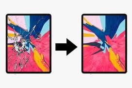 Ganti Kaca Depan iPad Pro 9.7, 10.5, 11, 12.9 Surabaya