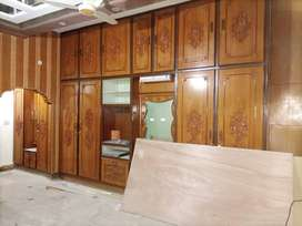 15 Marla Ground Floor Portion For Rent Near Samanabad PTCL Exchange