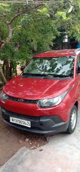 Mahindra KUV 100 2017 Diesel Good Condition