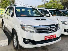 Toyota Fortuner 2.8 2WD AT, 2012, Diesel