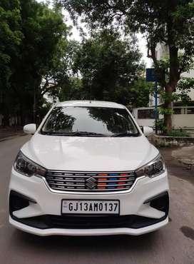 Maruti Suzuki Ertiga VXI CNG, 2019, CNG & Hybrids