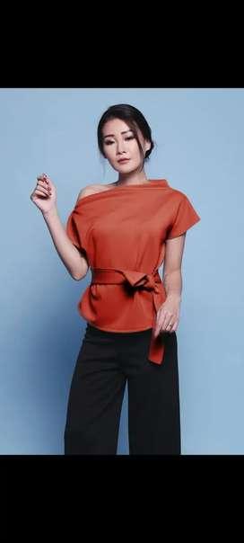 Atasan model korea