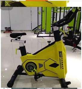 gym spin bike crosstrainer