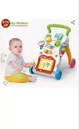 Baby 1 step walker musical