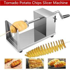 Potato Slicer turning slicer will command a heftier charge tag