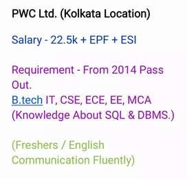 PWC ltd. ( Kolkata)