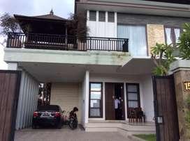 Dijual Rumah Cantik Miniamlis View Sawah Tukad Balian Renon Denpasar