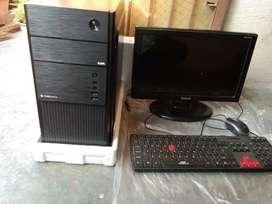New Desktop Computer Set