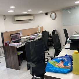 FURNISHED COMMERCIAL OFFICE