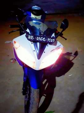 Very good condition R15