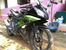 R15 Bike Negotiable Price