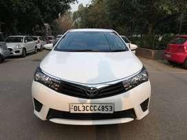 Toyota Corolla Altis 1.8 J, 2014, Petrol