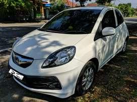 Brio E satya manual 2015 low KM istimewa