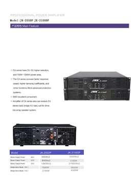 JMK Profesional Power Amplifier