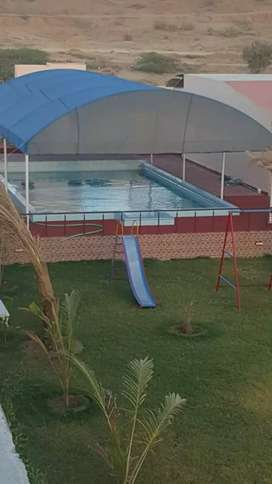 Let Have Fun Farm House in Karachi