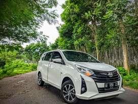 Toyota Calya G Facelift manual 2019 tt sigra xenia livina mobilio