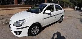 Hyundai Verna Transform 1.6 SX VTVT, 2010, Petrol