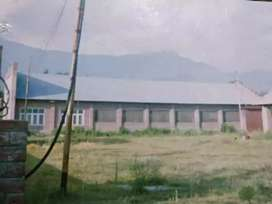 CONCRETE HALL FOR RENT SUITABLE FOR COMMERCIAL/FACTORY/ GODOWN PURPOSE