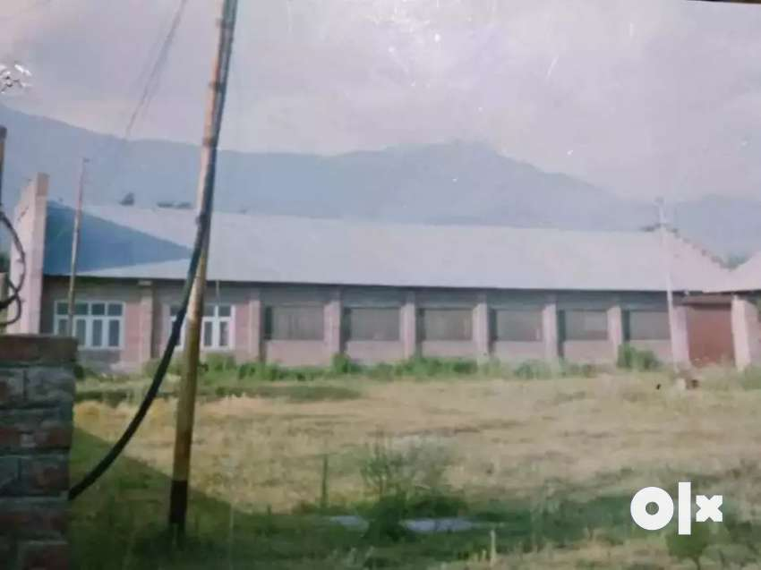 CONCRETE HALL FOR RENT SUITABLE FOR COMMERCIAL/FACTORY/ GODOWN PURPOSE 0