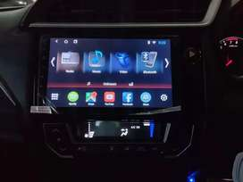 Fitur Terlengkap Maps YouTube Spotify- Headunit Android MTech Mobilio