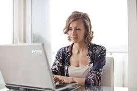 Typing jobs / work from home get 80/- per page plz call me on