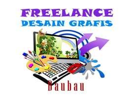 Lowongan Desain Grafis Khusus Freelance di Bau Bau