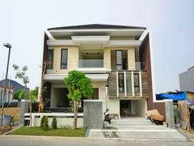 Rumah Di Citraland Waterfront Baru Mewah Split Level