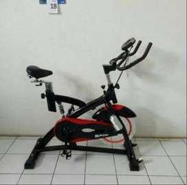 new sepeda  spinning bike total