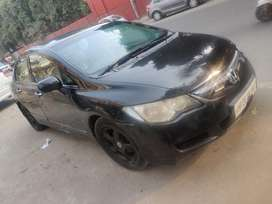 Honda Civic 1.8S Manual, 2007, CNG & Hybrids