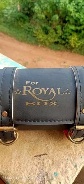 Royal Enfield side mini bag for sale
