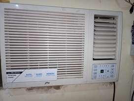 Godrej AC  with compressor under warranty smart cooling system