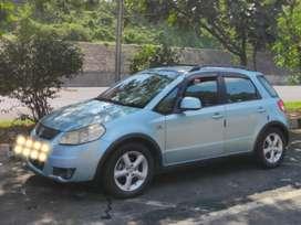 Suzuki SX4 2007 (X-Over) - Biru Langit
