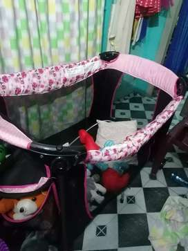 Baby bed for children