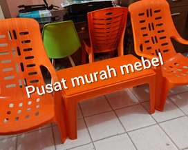 Set kursi teras taman murah mebel