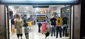 Required female staff for ladies showroom.