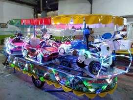 kereta mini mobil odong besar UK