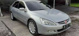 Honda New Accord 2.4L VTi Automatic Th 2004 Terawat !!!