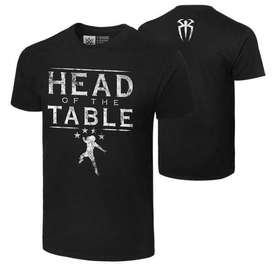 WWE Roman Reigns - Head Of The Table T Shirt and Many other T Shirts