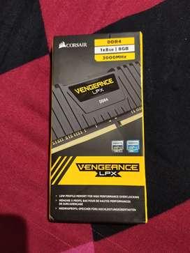 VENGEANCE 8GB 3000MHz PC MEMORY