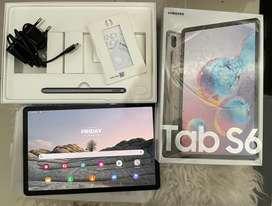 Samsung Galaxy Tab S6 6GB RAM + 128GB