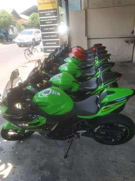 Bali dharma motor, jual Kawasaki ninja SE THN PMK2019