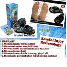Terapi Kesehatan praktis dalam bentuk Sandal INJOY
