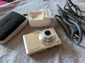 SONY CyberShot DSC-W330