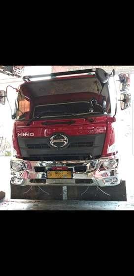 HINO 500 Parts Lohan Lama / Baru Komplet (Pintu, Kedok, Bumper, Lampu)