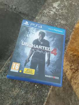Uncharted 4 A Theif's End (PS4)
